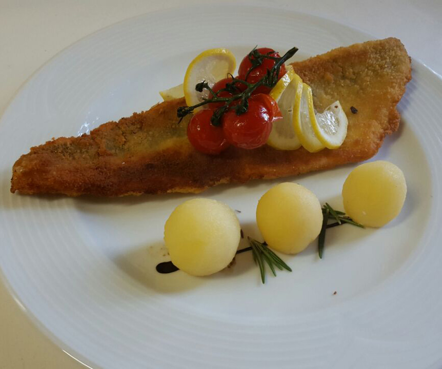 Restaurant Lindenhof Schnitzel