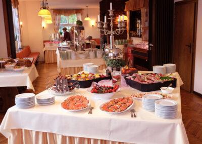 Restaurant Lindenhof Buffet