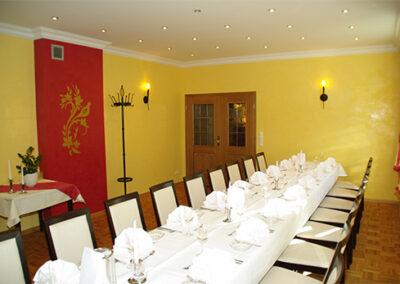 Restaurant Lindenhof kleiner Saal